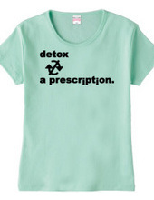 detox a prescription.