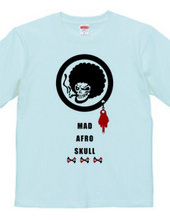 MAD AFRO SKULL 2