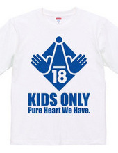 KIDS ONLY(Blue)