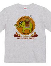 Hot cake shop