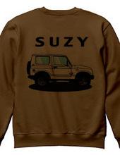 ジムニー・SUZYバージョン 濃い色