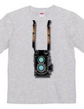 ビンテージカメラ・薄い色