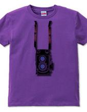 レトロカメラ・濃い色