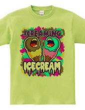 SCREAMING ICECREAM