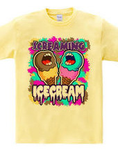 SCREAMING ICECREAM