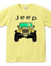 ジープ・Jeep-001 薄い色