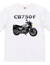 シービーナナハン・HONDA CB750-F