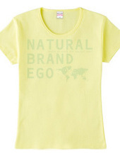 Natural Brand EGO.
