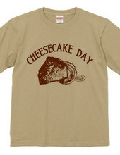 CHEESECAKE DAY