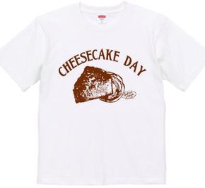 CHEESECAKE DAY