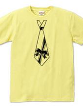 コミカルネクタイシリーズ・リボン 薄い色