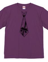 コミカルネクタイシリーズ・リボン 濃い色