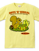 nuts and cereal