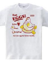 Eat EGGS!