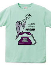 MACAW TS-purple