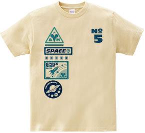 space wappen