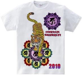 2010年寅年