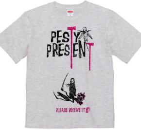 PESTY PRESENT