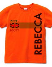 BECKY(ベッキー)/REBECCA(レベッカ)
