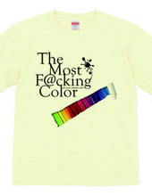 The Most F@cking Color