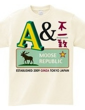A&不一致・GINZA