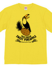 toucan pineapple