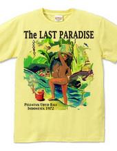 THE LAST PARADISE/最後の楽園