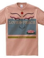 LOVE&PEACE/シャンバラ
