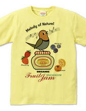 ROBIN Fruit Jam
