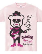 Rockman roll t-shirt