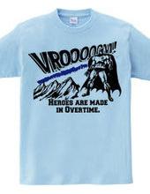 Hero 5MAN T-shirt