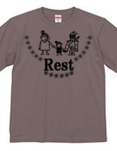 戦士の休息
