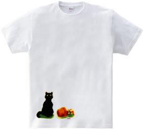 猫、いたずら。