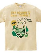 FISH GOURMET-green