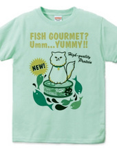 FISH GOURMET-green
