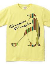 皇帝ペンギンがゴルフ・・・第2弾