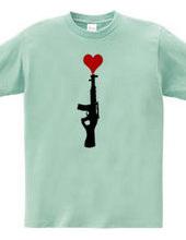 make love,not war