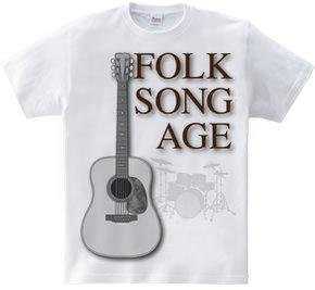 Folk song age