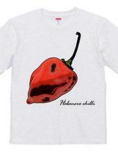 Habanero chilli