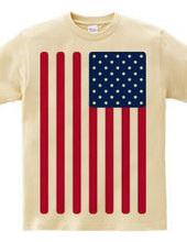 US Flag (デフォルメ)
