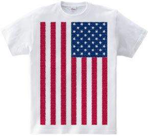 US Flag (ダメージ)