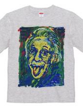 the world's famous  Albert Einstein
