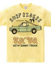 SURF RIDERS/サニー・トラック
