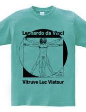 レオナルド・ダ・ヴィンチの人体図