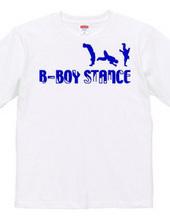 B-BOY STANCE