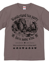 Wonderland tea party