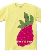 love catch strawberry