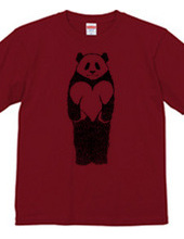Heart Fake Panda