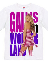 GALLIS IN WONDER LAND -UNDER C