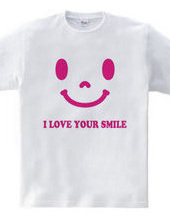 I LOVE YOUR SMILE(C)